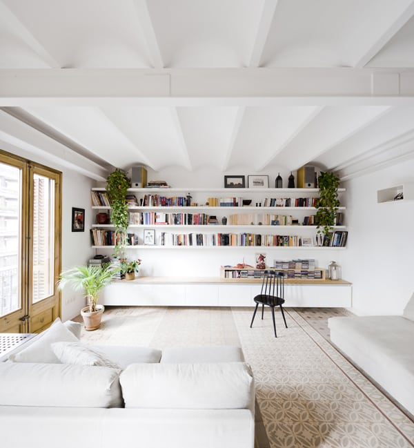 featured posts image for Apartment refurbishment in Barcelona by Anna & Eugeni Bach