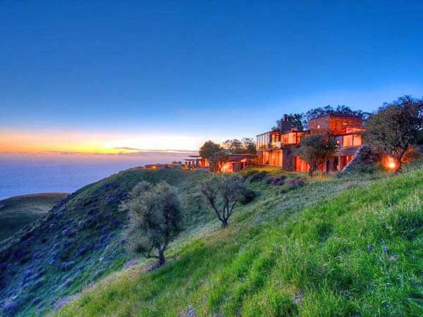 featured posts image for Breathtaking Italian farmhouse on the Big Sur Coastline