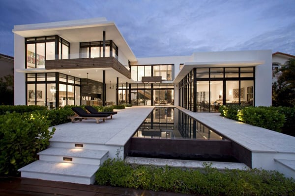 featured posts image for Warm elegance defining Franco Residence in Golden Beach