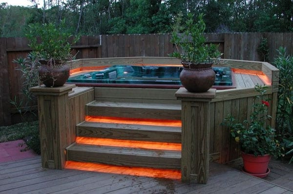 Hot Tub Spa Designs 21 1 Kindesign