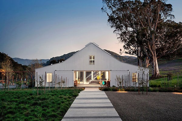 featured posts image for Hupomone Ranch: LEED Platinum house in Sonoma County