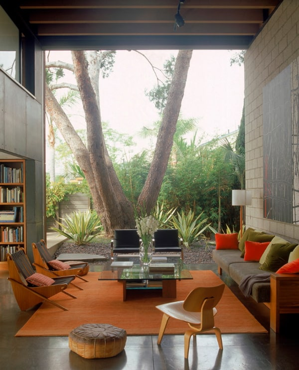 Interior Courtyard Garden Ideas-08-1 Kindesign
