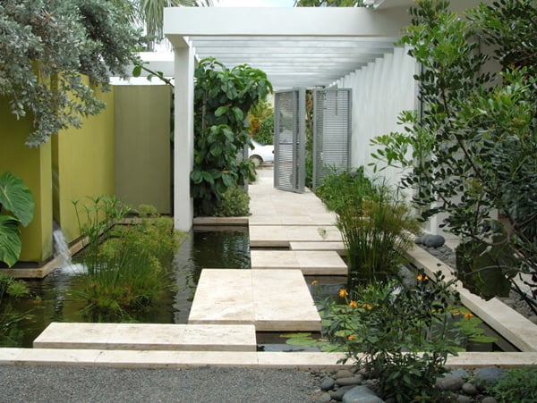 Interior Courtyard Garden Ideas-19-1 Kindesign