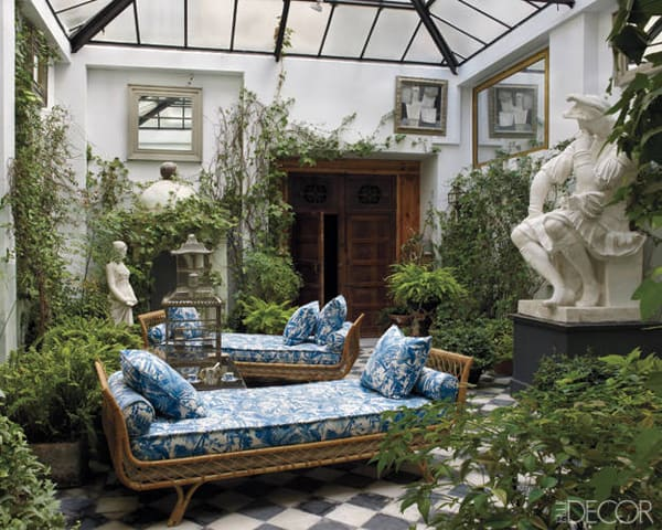 58 most sensational interior courtyard garden ideas for Courtyard landscaping pictures