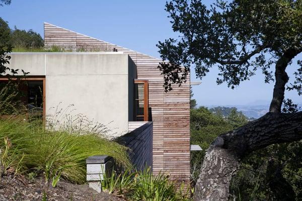Kentfield Hillside Residence-Turnbull Griffin Haesloop-10-1 Kindesign