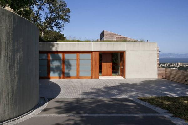 Kentfield Hillside Residence-Turnbull Griffin Haesloop-14-1 Kindesign
