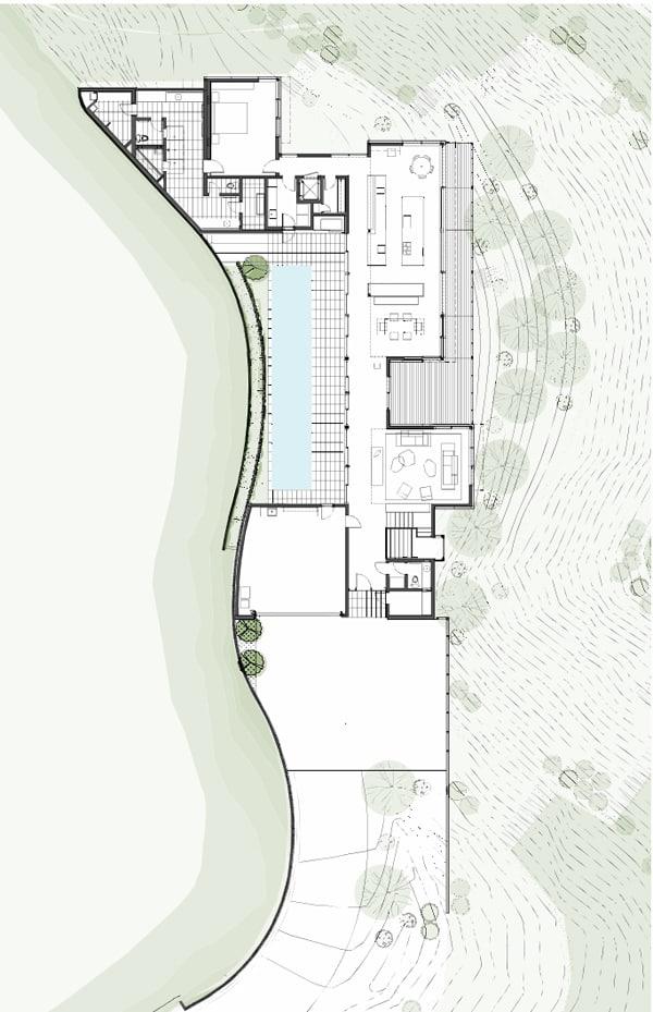 Kentfield Hillside Residence-Turnbull Griffin Haesloop-18-1 Kindesign