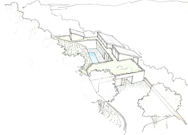 Kentfield Hillside Residence-Turnbull Griffin Haesloop-19-1 Kindesign