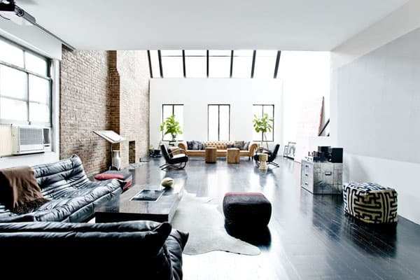 Lower East Side Townhouse-Labo Design Studio-01-1 Kindesign