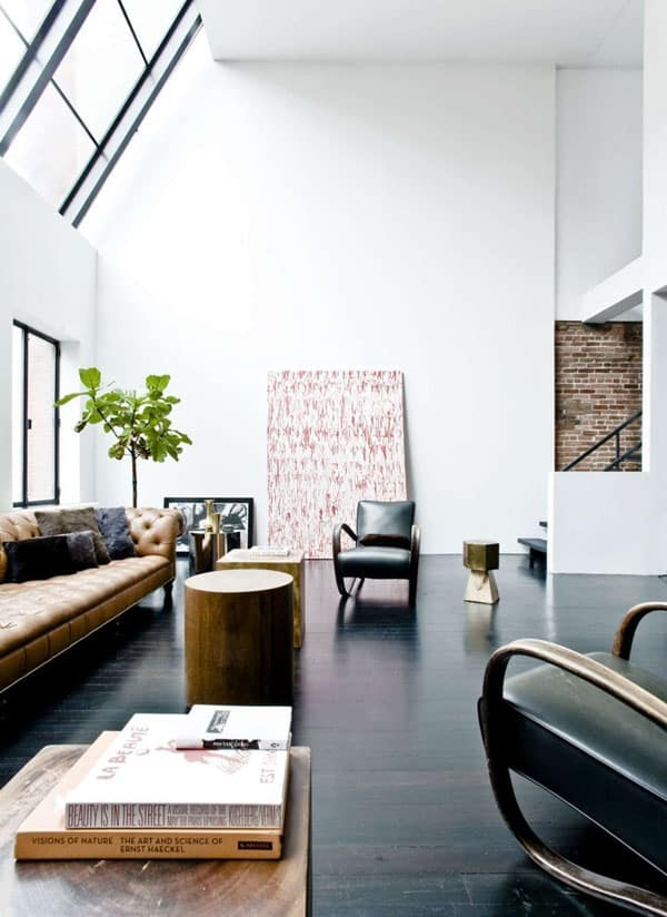 Lower East Side Townhouse-Labo Design Studio-02-1 Kindesign