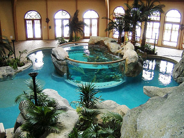 featured posts image for 50 Ridiculously amazing modern indoor pools