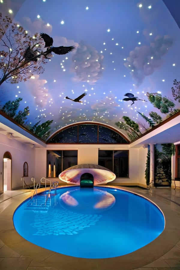 Modern Indoor Pools-33-1 Kindesign