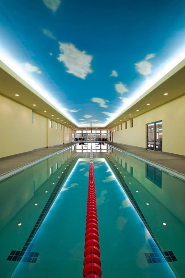 50 ridiculously amazing modern indoor pools for Pool design certification