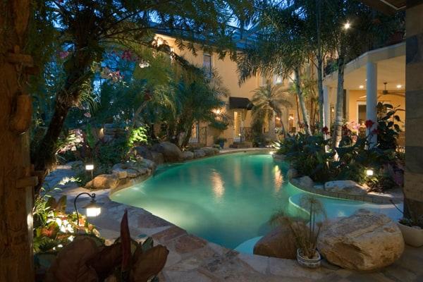 Modern Indoor Pools-50-1 Kindesign