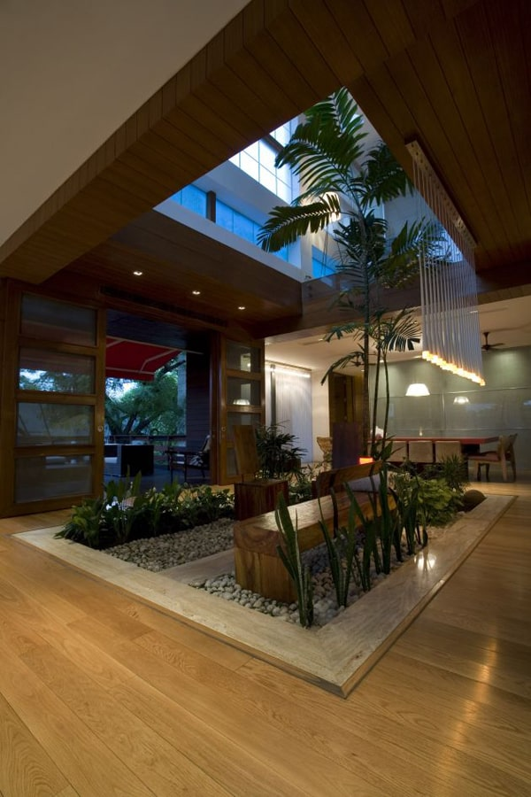 featured posts image for Modern Zen designed house in India: N85 Residence