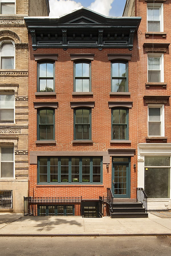 NYC Historical Townhouse-Turett Collaborative Architects-01-1 Kindesign