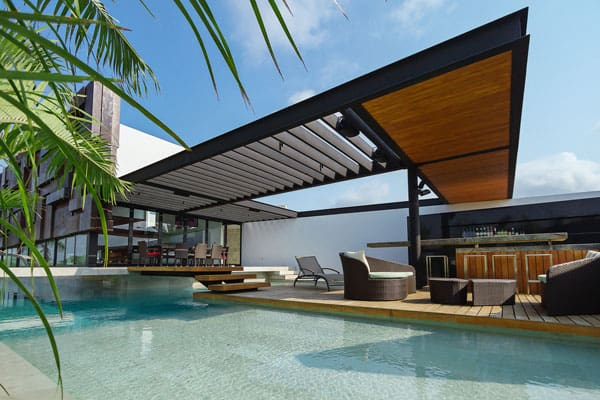 featured posts image for Contemporary lakefront home in Mexico: PL2 House