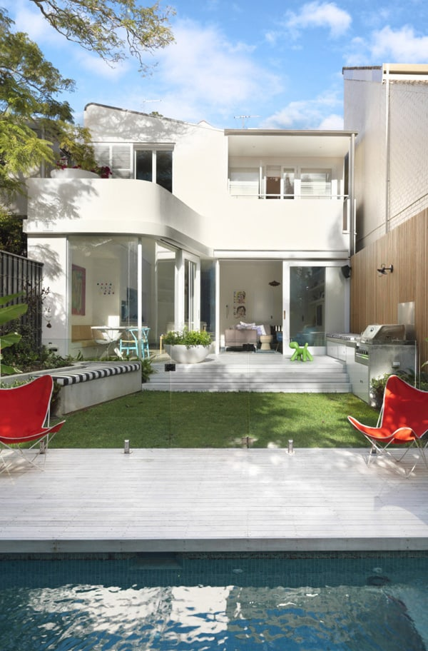 Paddington Terrace House-Luigi Rosselli Architects-01-1 Kindesign