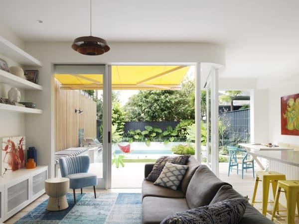 Paddington Terrace House-Luigi Rosselli Architects-03-1 Kindesign