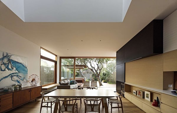 Plywood House ii-Andrew Burges Architects-07-1 Kindesign