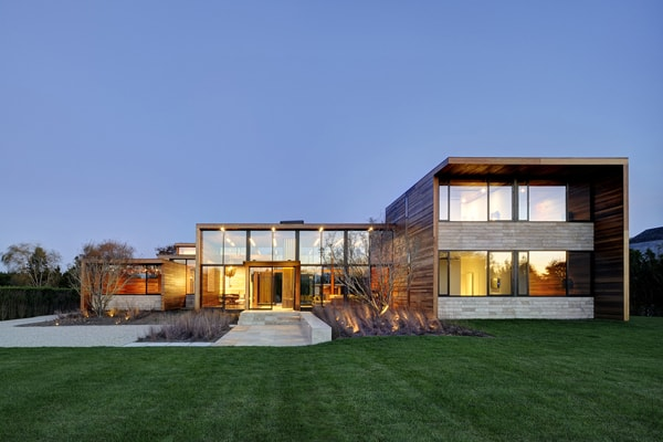 featured posts image for Contemporary wood-cladded Sam's Creek Residence