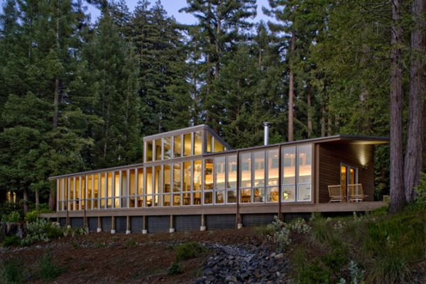 Sebastopol Residence-Turnbull Griffin Haesloop Architects-02-1 Kindesign
