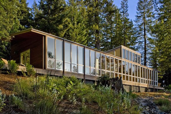 Sebastopol Residence-Turnbull Griffin Haesloop Architects-04-1 Kindesign