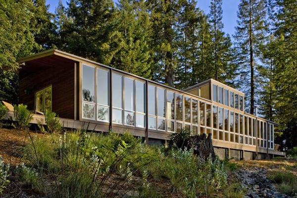 Sebastopol Residence-Turnbull Griffin Haesloop Architects-04-1 Kindesign