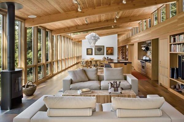Sebastopol Residence-Turnbull Griffin Haesloop Architects-08-1 Kindesign