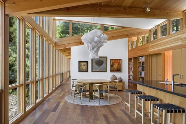 Sebastopol Residence-Turnbull Griffin Haesloop Architects-09-1 Kindesign