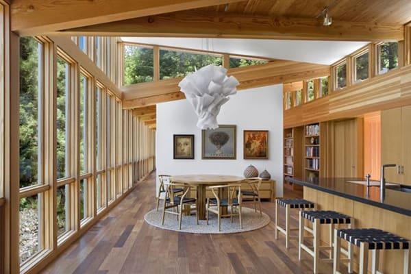 Sebastopol Residence-Turnbull Griffin Haesloop Architects-09-1 Kindesign