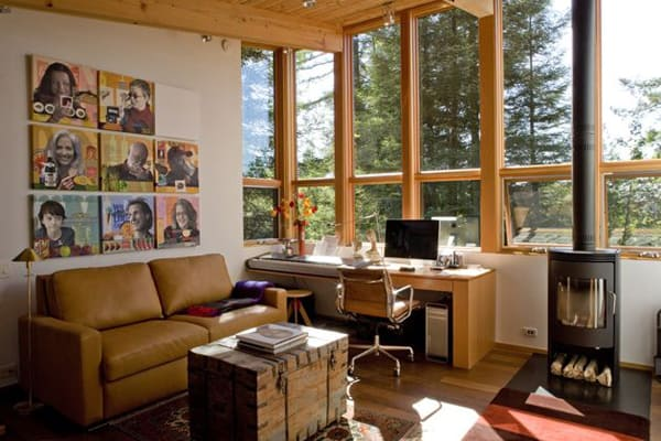 Sebastopol Residence-Turnbull Griffin Haesloop Architects-12-1 Kindesign