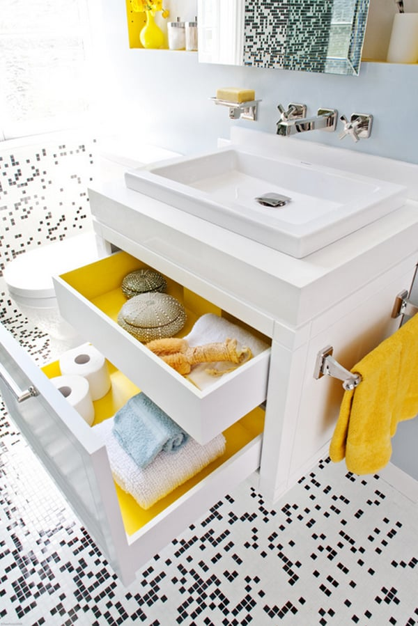featured posts image for 40 Stylish and functional small bathroom design ideas