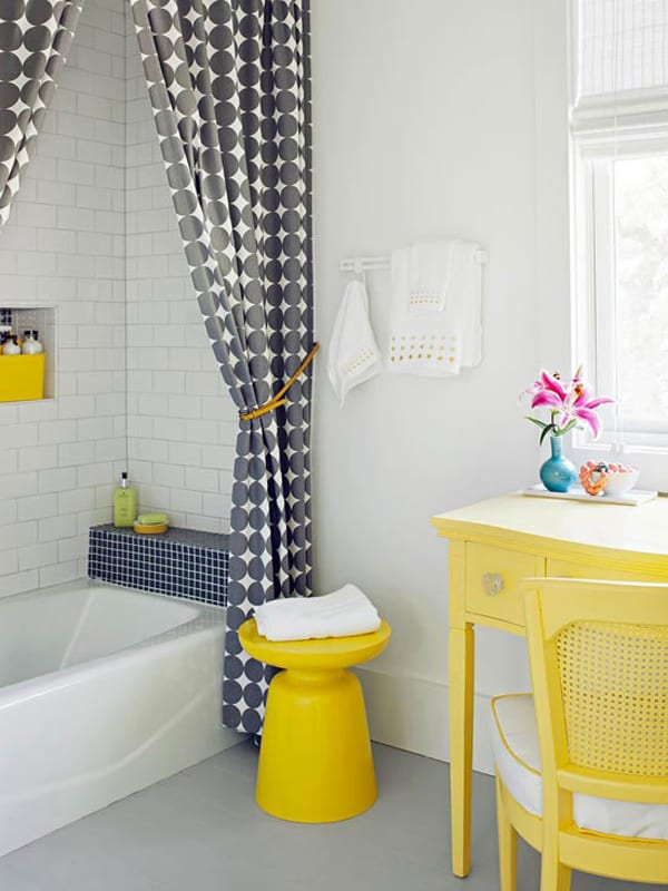 Small Bathroom Design Ideas-08-1 Kindesign