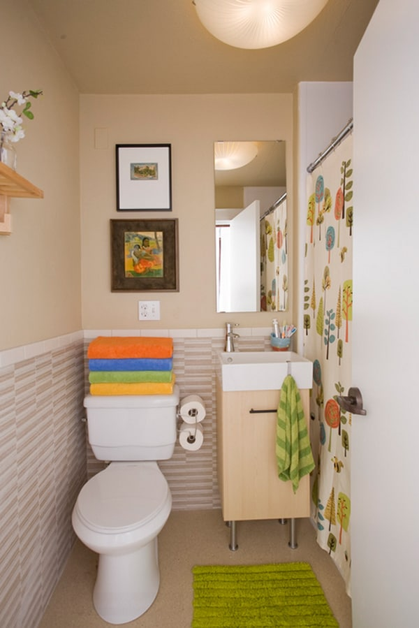 Small Bathroom Design Ideas-13-1 Kindesign