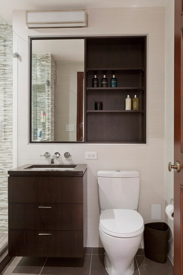 Small-Bathroom-Design-Ideas-16-1-Kindesign Small Bathroom Design With Cabinet on luxury cabinet designs, small bathroom lighting, small bathroom vanity cabinets, small modern bathroom design, small bathroom linen cabinet, kitchen cabinet designs, small bathroom layouts with tub, small bathroom wall cabinets, small bath cabinets, small bathroom storage, small bathrooms with wainscoting, small bathroom cabinet color, small bathroom cabinet plans, sink cabinet designs, simple bathroom designs, small bathroom cupboards, small bathroom corner cabinet, small white bathroom cabinet, small bathroom built in cabinets, furniture cabinet designs,