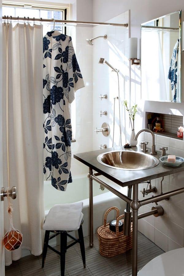 Small Bathroom Design Ideas-20-1 Kindesign