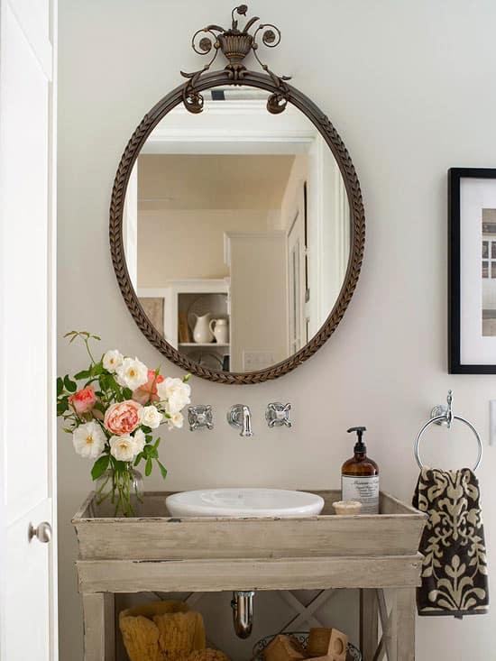 Small Bathroom Design Ideas-25-1 Kindesign & 40 Stylish and functional small bathroom design ideas