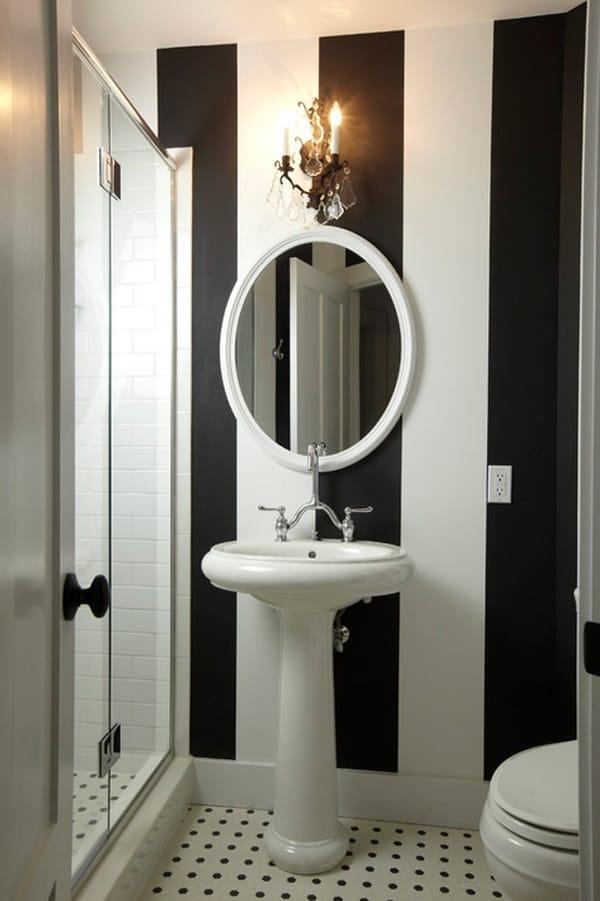 Small Bathroom Design Ideas-26-1 Kindesign