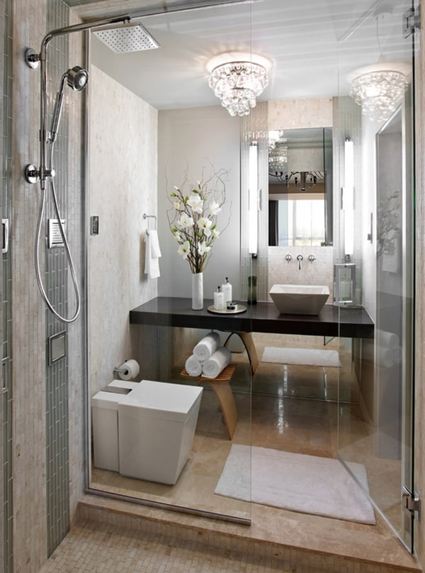 Small Bathroom Design Ideas-35-1 Kindesign