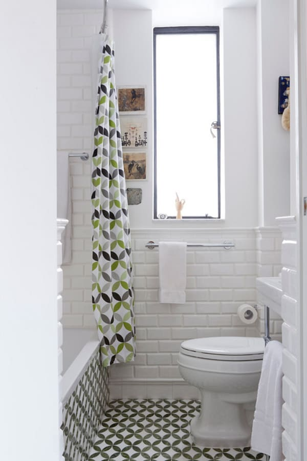 Small Bathroom Design Ideas-37-1 Kindesign