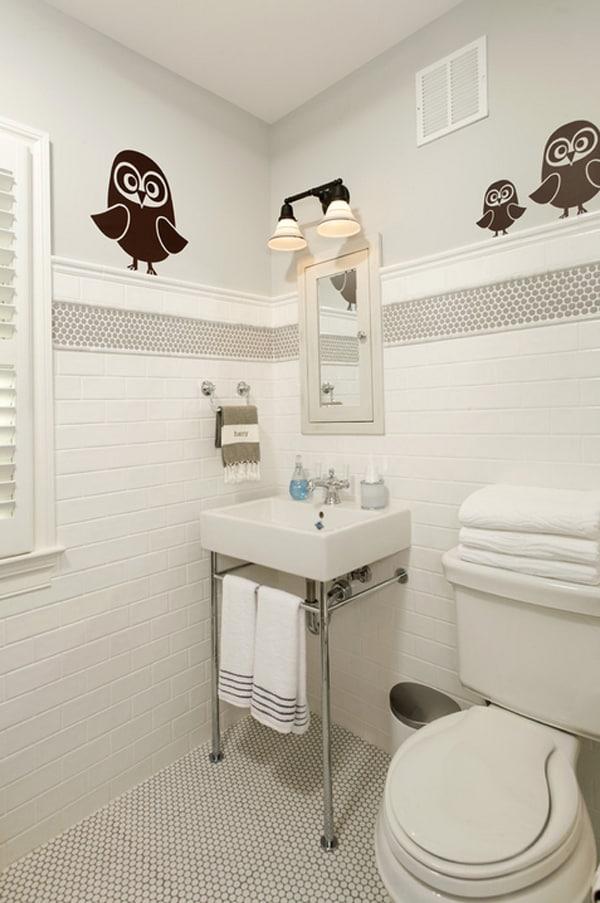Small Bathroom Design Ideas-39-1 Kindesign