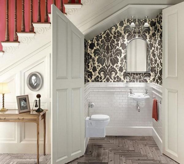 Small Bathroom Design Ideas-40-1 Kindesign