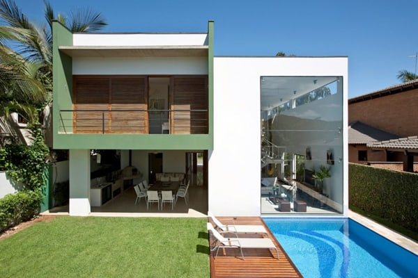 featured posts image for An oasis of relaxation: Acapulco House in Sao Paulo, Brazil