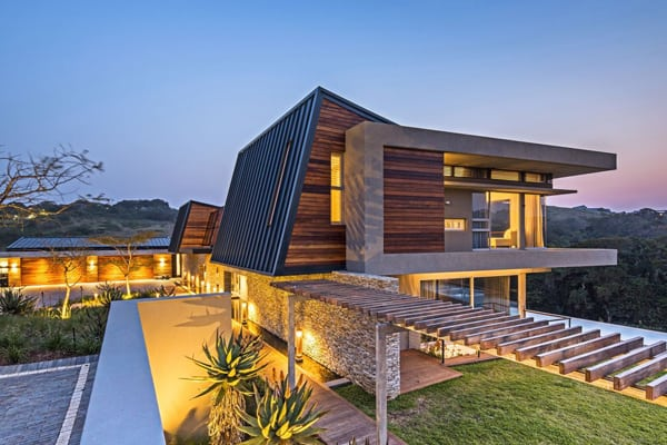 featured posts image for Sophisticated family home in Simbithi Eco Estate, South Africa