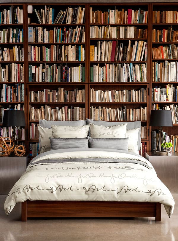 relaxing bedroom to bookshelves bedrooms ways bookshelf kindesign decorate your with