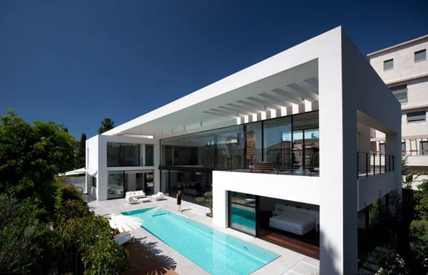 Contemporary Bauhaus on the Carmel-Pitsou Kedem Architects-02-1 Kindesign
