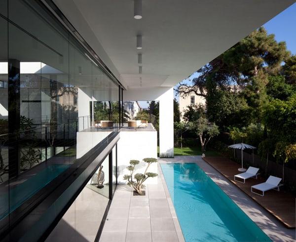 Contemporary Bauhaus on the Carmel-Pitsou Kedem Architects-05-1 Kindesign