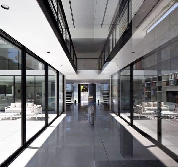 Contemporary Bauhaus on the Carmel-Pitsou Kedem Architects-07-1 Kindesign
