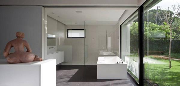 Contemporary Bauhaus on the Carmel-Pitsou Kedem Architects-14-1 Kindesign